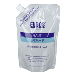 EUBOS® Hautbalsam F Lotion Nachfüllbeutel