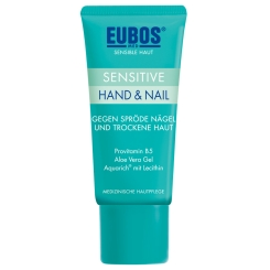EUBOS® Sensitive Hand & Nail Creme sensible Haut