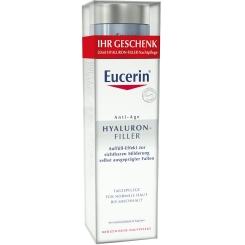 Eucerin® Anti-Age HYALURON-FILLER Tagescreme leicht + 20 ml Nachtpflege GRATIS