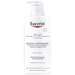 Eucerin® AtopiControl Dusch- und Badeöl für Neurodermitis