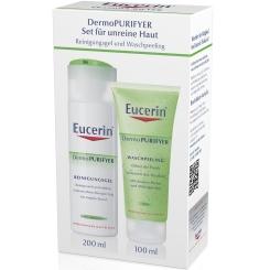 Eucerin® Dermo Purifyer Set zur Reinigung unreiner Haut