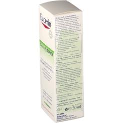 Eucerin® DermoPURIFYER Therapiebegleitende Feuchtigkeitspflege LSF 30
