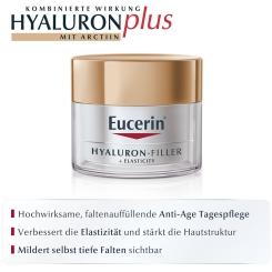 Eucerin® HYALURON-FILLER + ELASTICITY Tagespflege