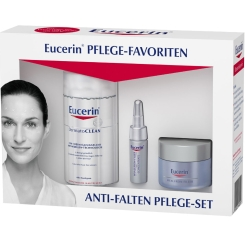 Eucerin® Pflege-Favoriten Edition Anti-Falten Pflege-Set