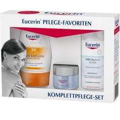 Eucerin® Pflege-Favoriten Komplettpflege-Set