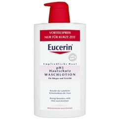 Eucerin® pH5 Hautschutz Waschlotion + 250 ml mehr Inhalt