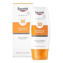 EUCERIN® Sensitive Protect Sun Lotion Extra Light LSF 30