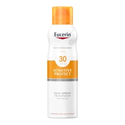 EUCERIN® Sensitive Protect Sun Spray Transparent Dry Touch LSF 30