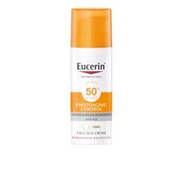 Eucerin® Sun CC Creme getönt hell LSF 50+