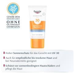 Eucerin® Sun Creme LSF 30 + Sommertuch GRATIS