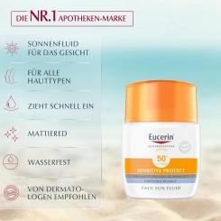 Eucerin® Sun Fluid mattierend LSF 50+