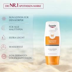 Eucerin® Sun Lotion Extra Leicht LSF 50+