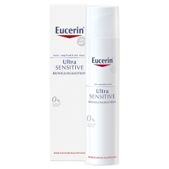 Eucerin® UltraSENSITIVE Reinigungslotion