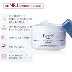 Eucerin® UreaRepair ORIGINAL 5% Creme
