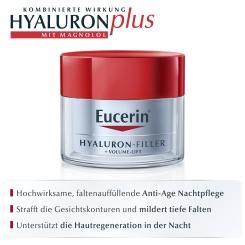 Eucerin® VOLUME-FILLER Nachtpflege