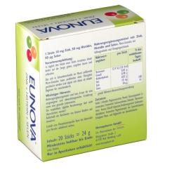 EUNOVA® Zink+Histidin+Selen