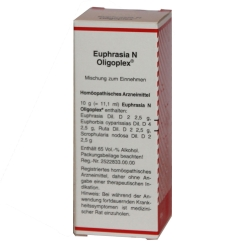 Euphrasia N Oligoplex®
