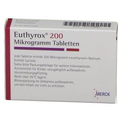 Euthyrox 200 µg Tabletten