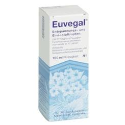 Euvegal® Entspannungs- und Einschlaftropfen