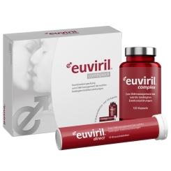 euviril® combipack Kapseln + Brausetabletten