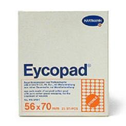 Eycopad® Augenkompresse steril 56x70mm