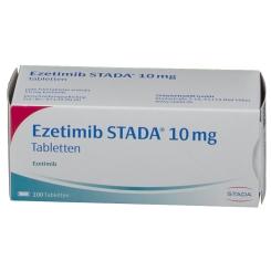 EZETIMIB STADA 10 mg Tabletten