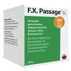 F.X. Passage® SL