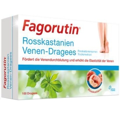 Fagorutin® Rosskastanien Venen-Dragees