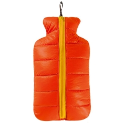 fashy Wärmflasche Steppjacke Orange
