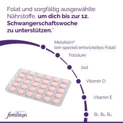 Femibion® 1 Frühschwangerschaft 30 Tage