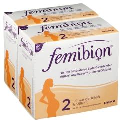 Femibion® 2 Schwangerschaft + Stillzeit 4-Monats-Vorteilspack