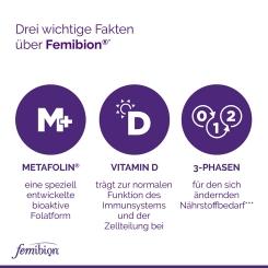 Femibion® 2 Schwangerschaft + Stillzeit ohne Jod 60 Tage