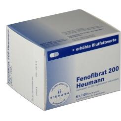 Fenofibrat 200 Heumann Kapseln