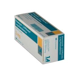 FINASTERID 1A Pharma 1 mg