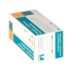 Finasterid 1A Pharma 5 mg Filmtabletten