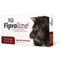 fiproline 134 mg f r mittelgro e hunde vet shop. Black Bedroom Furniture Sets. Home Design Ideas