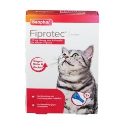 Fiprotec® 50 mg Lösung zum Auftropfen für Katzen