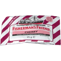 FISHERMAN'S FRIEND® Cherry ohne Zucker