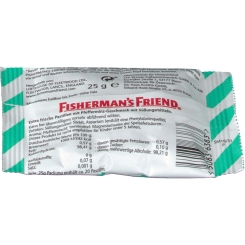 FISHERMAN'S FRIEND® Mint ohne Zucker