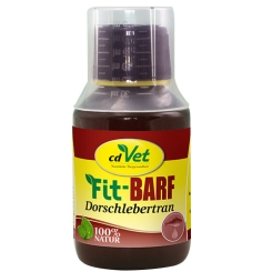 Fit-BARF Dorschlebertran