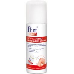 flint® MED steriles Wundreinigungsspray