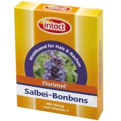 Florimel Salbei Bonbons mit Honig und Vitamin C