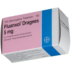 Fluanxol 5 mg Dragees