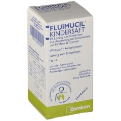 Fluimucil® Kindersaft