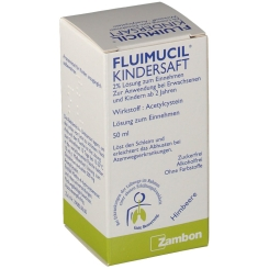Fluimucil® Kindersaft