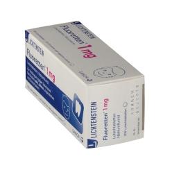 Fluoretten 1,0 mg Tabl.