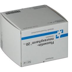 Fluoxetin neuraxpharm 20 mg Kapseln