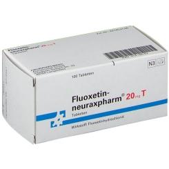 Fluoxetin neuraxpharm 20 T Tabl.