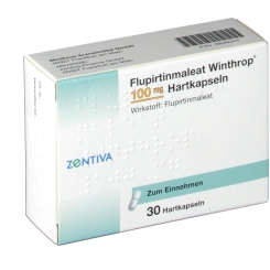 FLUPIRTINMALEAT Winthrop 100 mg