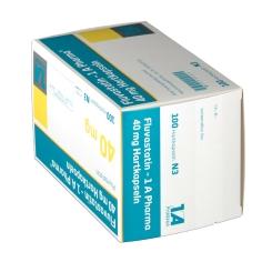 Fluvastatin 1 A Pharma 40 mg Kapseln
